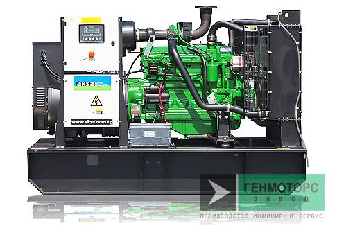 Дизельный генератор (электростанция) AKSA AJD200
