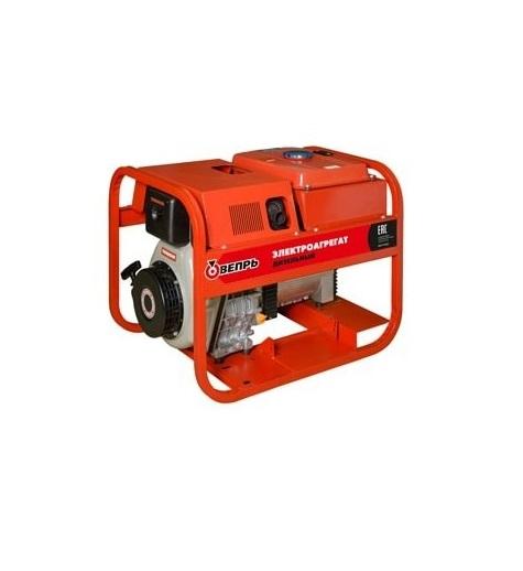 Дизельный генератор (электростанция) ВЕПРЬ АДП 5-230 ВЯ-Б