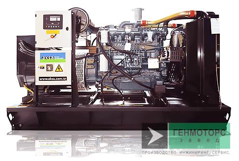 Дизельный генератор (электростанция) AKSA AD275