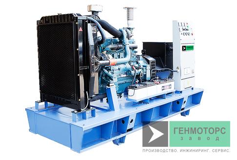 Дизельный генератор (электростанция) АД-160 Doosan