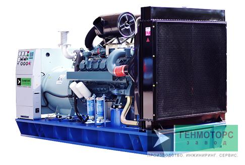 Дизельный генератор (электростанция) АД-500 Doosan