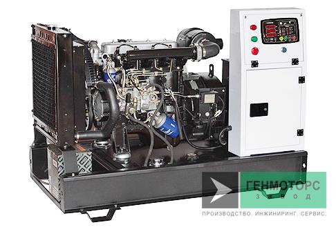 Дизельный генератор (электростанция) АД-30С-Т400