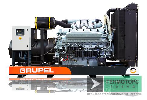 Дизельный генератор (электростанция) G1375MSGR Grupel