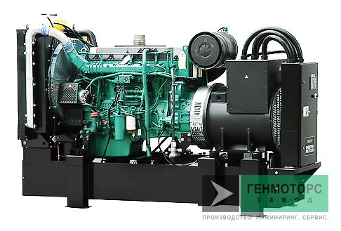 Дизельный генератор (электростанция) FOGO FDF400VS