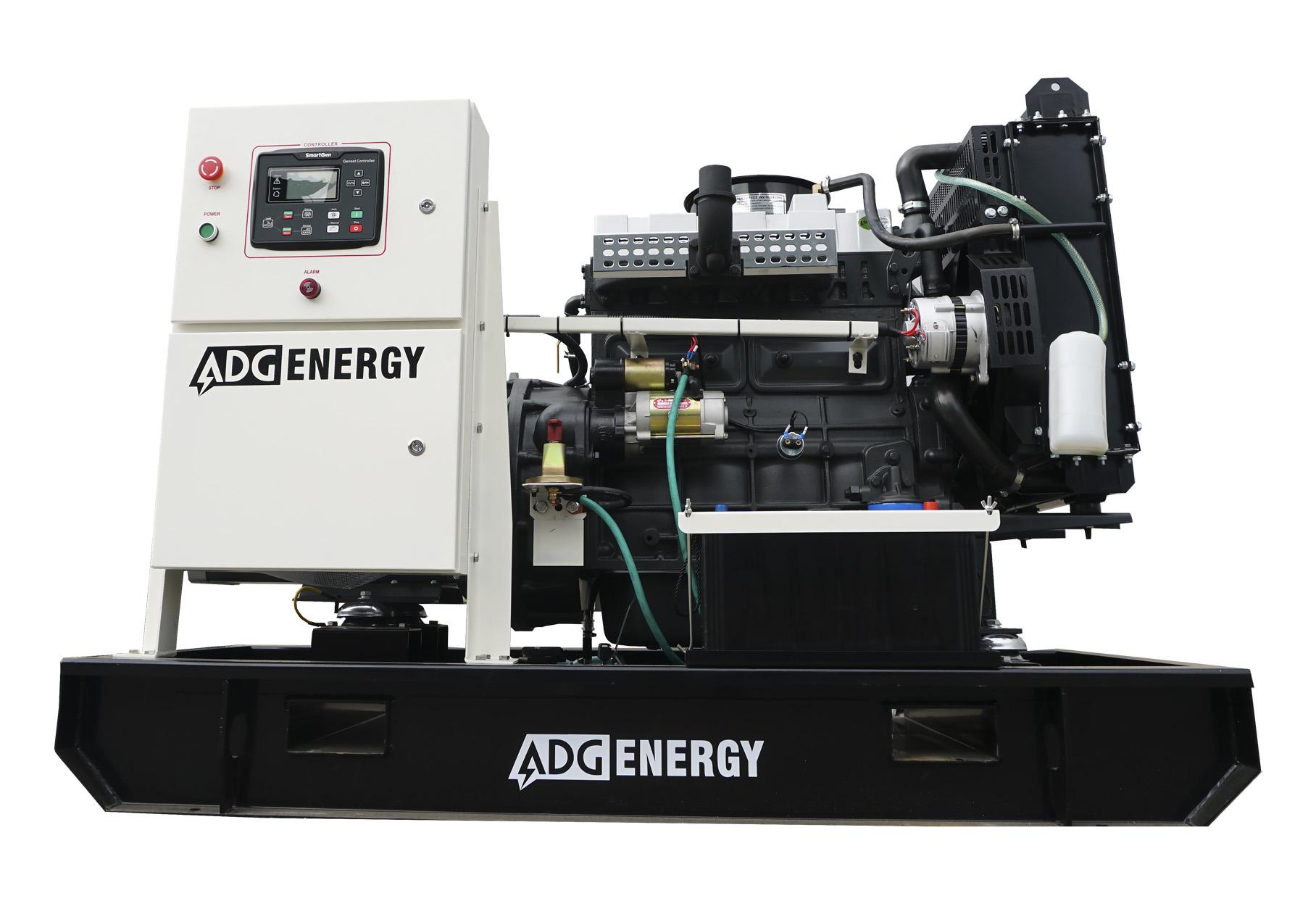 Дизельный генератор (электростанция) ADG-ENERGY AD15-Т400