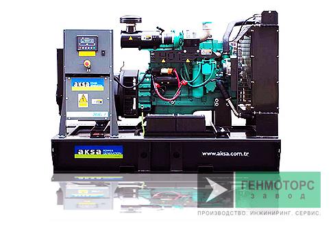 Дизельный генератор (электростанция) AKSA AC170
