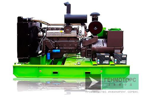 Дизельный генератор (электростанция) АД-300-Т400