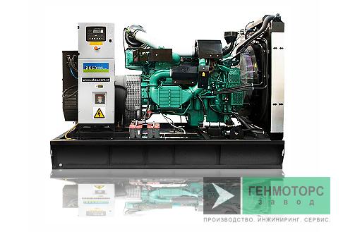 Дизельный генератор (электростанция) AKSA AVP550