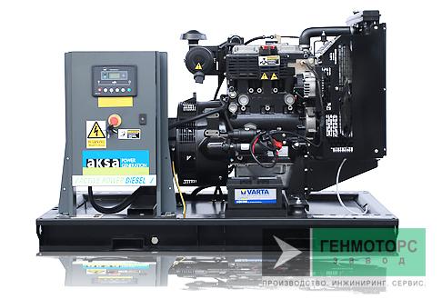 Дизельный генератор (электростанция) AKSA AP22