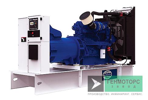 Дизельный генератор (электростанция) FG Wilson P605-3