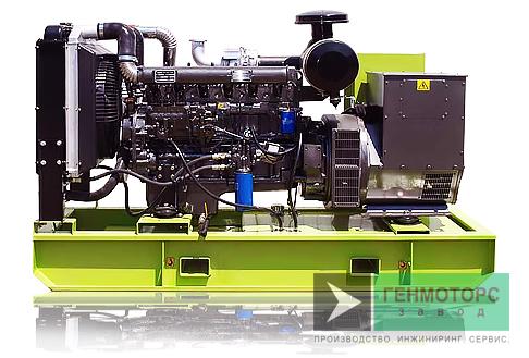 Дизельный генератор (электростанция) АД-100-Т400