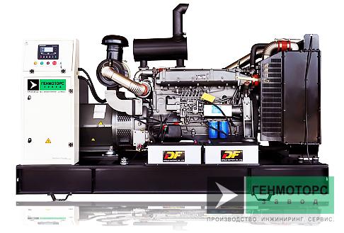 Дизельный генератор (электростанция) АД-250С-Т400