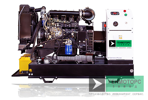 Дизельный генератор (электростанция) АД-16С-Т400