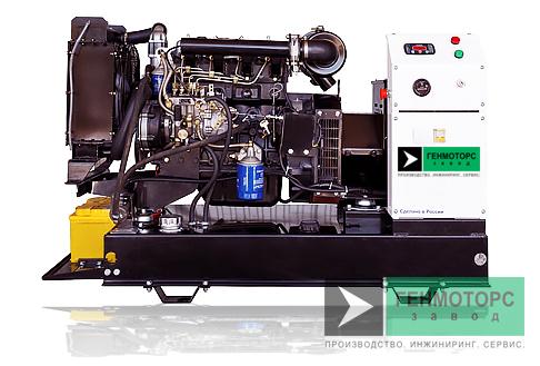 Дизельный генератор (электростанция) АД-12С-Т400