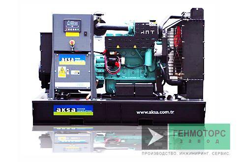 Дизельный генератор (электростанция) AKSA AC110