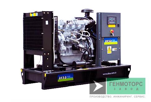 Дизельный генератор (электростанция) AKSA APD70A