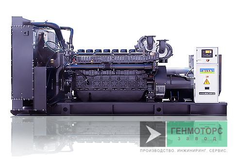 Дизельный генератор (электростанция) AKSA AP1250