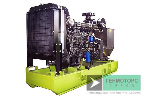 Дизельный генератор (электростанция) АД-120-Т400