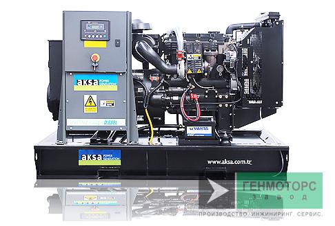 Дизельный генератор (электростанция) AKSA AP88