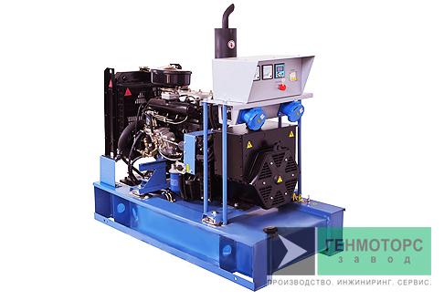 Дизельный генератор (электростанция) АД-11
